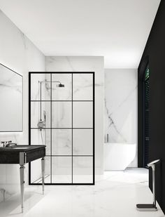 Create a splash with a luxurious walk-in shower - Property Price Advice