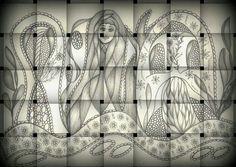 Desenho  6B de Maria Inês Pirani