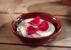 Rose Pudding on http://palachinkablog.com