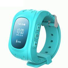 Children's watches KIDS Smart watch boy girls watch GPS Bluetooth Digital Watch for IOS Android Phone Intelligent Clock | Ali Electronics Store