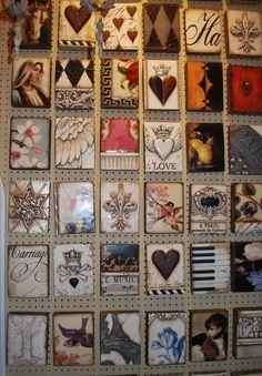Sid Dickens' Tiles