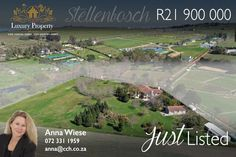 Your own piece of heaven in Stellenbosch on a 2.3 ha smallholding with endless views over the winelands and Stellenbosch mountains. The well-designed manor house exudes a classical style with its soft contrasting red clay brick arches inside and outside. The heartwarming double entrance with an artistically designed custom made staircase adorned with crystal chandeliers on both sides invites you to all areas of the house. Contact 𝐀𝐧𝐧𝐚 𝐖𝐢𝐞𝐬𝐞 on 072 331 1959 / anna@cch.co.za Red Clay Bricks, Open Air Restaurant, Brick Arch, Luxury Property For Sale, 2nd City, Crystal Chandeliers, Real Estate Marketing, Coastal, Heaven