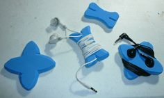 How to Make an Earbud Cord Caddy: 9 Steps (with Pictures)
