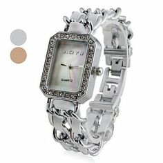 Tanboo Women's Ceramic Analog Quartz Wrist Watch (Assorted Colors) by Tanboo. $27.99. Wrist Watches. Casual Watches. Women's Watche. Gender:Women'sMovement:QuartzDisplay:AnalogStyle:Wrist WatchesType:Casual WatchesBand Material:CeramicBand Color:Silver, RoseCase Diameter Approx (cm):2.5Case Thickness Approx (cm):0.8Band Length Approx (cm):19Band Width Approx (cm):1.6