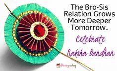 Flowerz n Cakez Quilling Rakhi, Ek Villain, Rakhi Gifts, Raksha Bandhan, Flowers Online, Handmade, Movie, Google, Hand Made