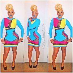keyshia kaoir outfit at twerkfest 470x470 KEYSHIA KAOIR Goes LIVE at the TWERKFEST in AKRON