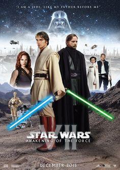 star wars 7 poster - Buscar con Google