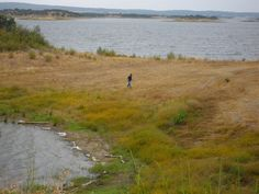 Barragem (pouca água...)