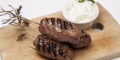 Andrew MacKenzie's recipe for delicious lamb koftas is bound to be a summer crowd-pleaser