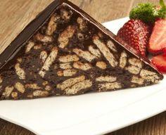 Κορμός με Crème ΓΙΩΤΗΣ - www.olivemagazine.gr Greek Cooking, Sweet Desserts, Cakes, Food, Recipes, Cake Makers, Kuchen, Essen, Cake