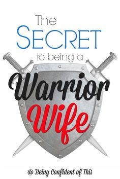 We get so caught up in busy schedules and who we think we are supposed to be that we forget our primary purpose. We leave our husbands without an ezer (helper) when they really need it most. Here's the key: being a warrior wife is not just a role. Biblical Marriage, Marriage Prayer, Marriage Help, Healthy Marriage, Marriage And Family, Happy Marriage, Marriage Advice, Strong Marriage, Fighting For Your Marriage