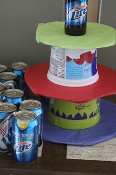 A Beer Cake For The Man In Your Life   A Spotted Pony