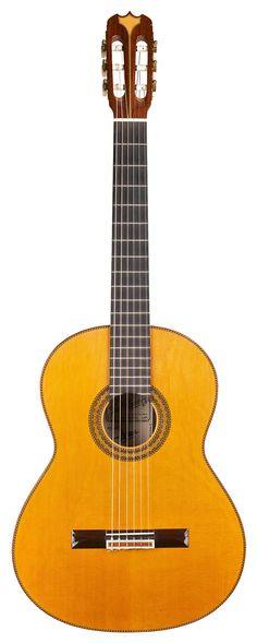 """Classical Guitars - 2004 Jose Ramirez """"Centenario"""" CD/CSAR - Guitar Salon International"""