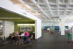2016 Library Interior Design Award Winners : Image Galleries : ALA/IIDA Library Interior Design Awards : IIDA