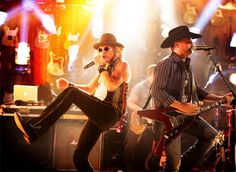 """Cowboys & Cowgirls of Fresno: don't miss dynamic country duo Big & Rich tonight (10/14/16) at 7 p.m. as part of the Table Mountain Concert Series presented by Coors Light & Toyota. Their catchy tunes such as """"Save a Horse (Ride a Cowboy)"""" and """"Look at You"""" are sure to have Fairgoers on their feet throughout the entire performance! Limited amount of tickets still available for only $35/$30. Get yours now!"""