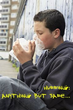 Huffing: A Dangerous Trend For Teens
