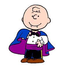 Charlie Brown Vampire