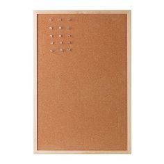 VÄGGIS Tableau d'affichage - IKEA, à 4,99€... Une surface d'affichage mobile pour les rituels.