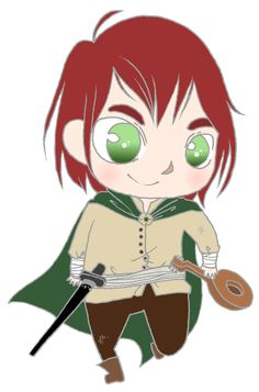 Kvothe by BertMel.deviantart.com on @deviantART (Kingkiller Chronicle fan? Visit eoliantavern.com)