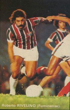 Roberto Rivelino of Fluminense in 1976.