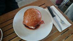 Custom made Breaky Burger