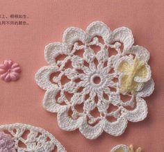 Tecendo Artes em Crochet: Motivos de crochê