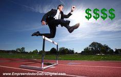 As barreiras que impedem um empreendedor de aumentar as suas vendas, seja na Internet, seja no mundo físico. http://empreendedordaeradigital.com/5-barreiras-que-te-impedem-de-fazer-vendas-pela-internet/