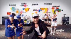 reverse music video