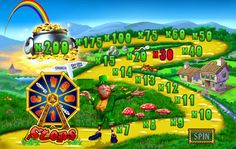 The Rainbow Riches slot machine, a collaboration between IGT and Barcrest, is quickly becoming a classic. Rainbow Riches is very popular in UK land-based casinos and clubs and it is now available to play at online casinos.