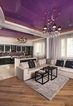 1000 Images About Ceiling Ideas On Pinterest Purple