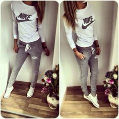 30 Tracksuits You ll Be Comfortable Enough To Do Whatever In  fashion   fashion2017 a7504e19bd5