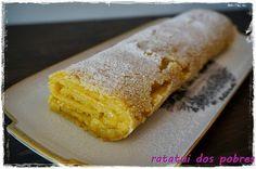Torta de amêndoa e laranja