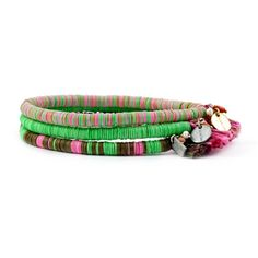 LOVE this website!! They donate 50% of this bracelet (& many others) to breastcancer.org!!