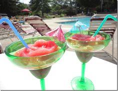 Little umbrella drinks