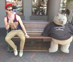 #connorfranta #o2l #frantasticmonday OMG I'VE BEEN THERE SO MANY TIMES IN HUNTINGTON I NEED TO GO SIT THERE NOW