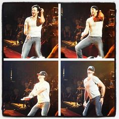 Where would we all be without Luke Bryan's dance moves?! ;)