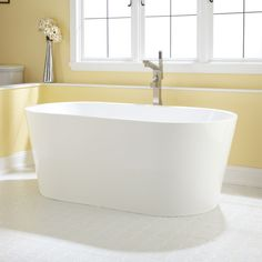 Acrylics Faucets and Freestanding tub on Pinterest