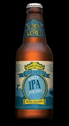 "A beer inspired by Thai-style iced tea and another reminiscent of a camp fire are just two of the ""World"" beers featured in the Sierra"
