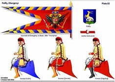 hungarian imperial hussars