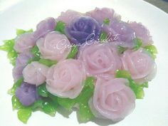 Jelly flowers
