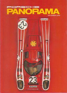 Porsche 917 ... 1970 Le Mans Winner