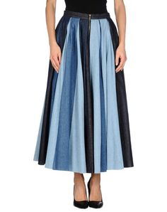 I found this great DSQUARED2 Denim skirt on yoox.com. Click on the image above to get a coupon code for Free Standard Shipping on your next order. #yoox