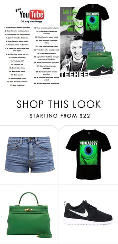 """""""Day 2//Jacksepticeye//Challenge"""" by luluzilla676 ❤ liked on Polyvore featuring TWINTIP and NIKE"""