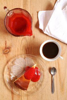 Juustokakku ja mansikkakastike - Isyyspakkaus
