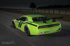 Dodge Challenger SRT Trans Am