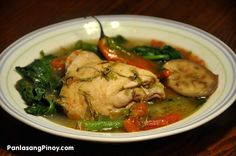 Sinampalukang Manok Recipe | Panlasang Pinoy