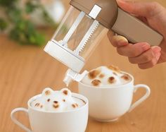 3D Latte Art Maker Awa Taccino