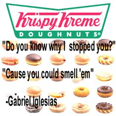 What Gabriel Iglesias says to make police officers laugh.