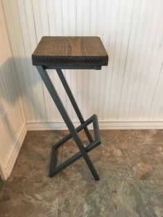 custom 29 X-style bar stools with no backrest. от AlexMetalArt