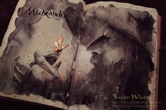 Mithrandir by Kinko-White.deviantart.com on @DeviantArt